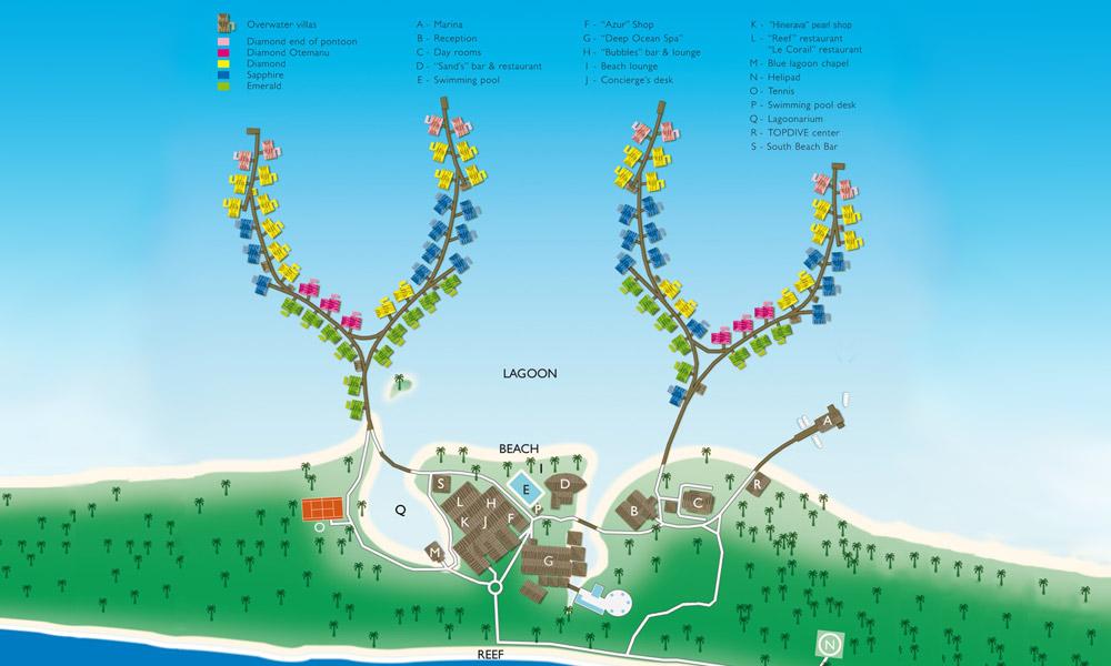 Intercontinental Bora Bora Resort And Thalasso Spa Tahiti Com