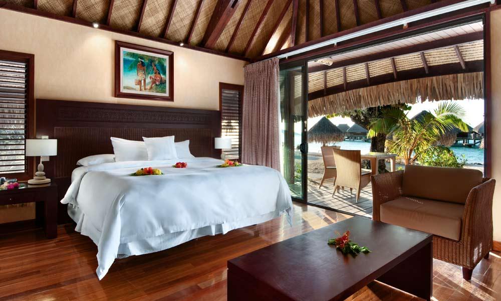 Hilton moorea lagoon resort and spa for Garden pool suite hilton moorea