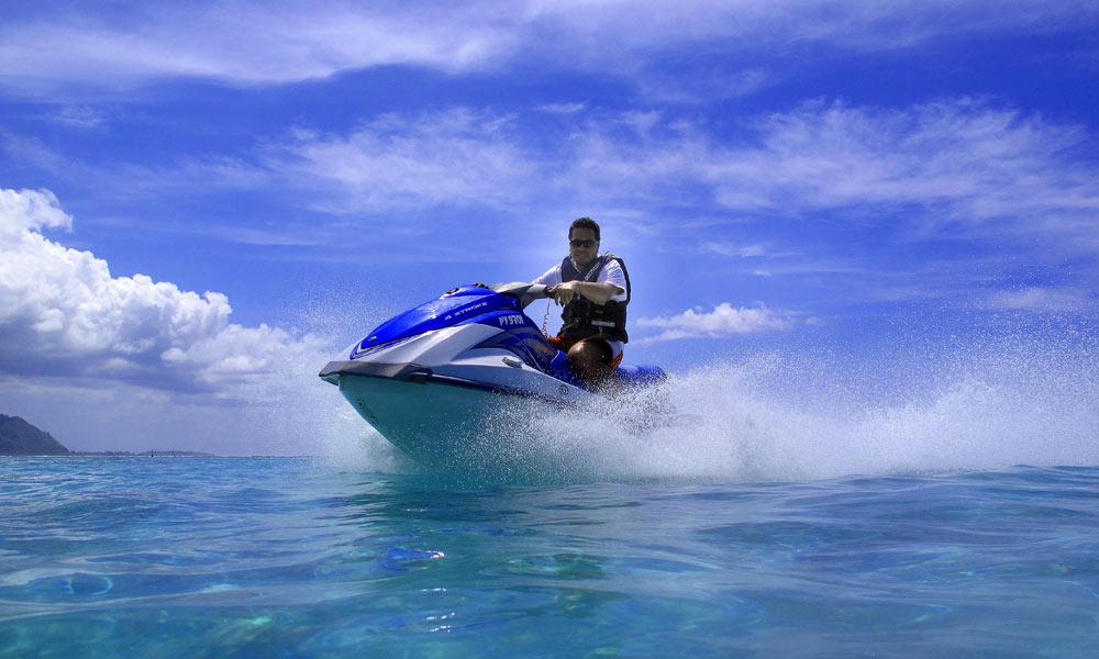 Moorea Jet Ski Tour Things To Do In Moorea Tahiti Com