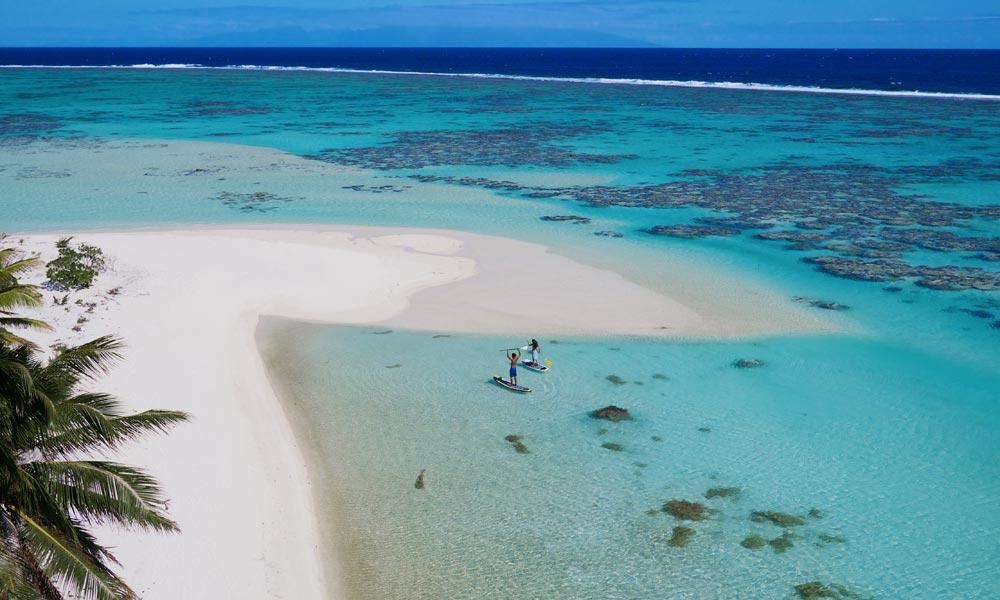 Tetiaroa Atoll French Polynesia The Brando Tahiti Com