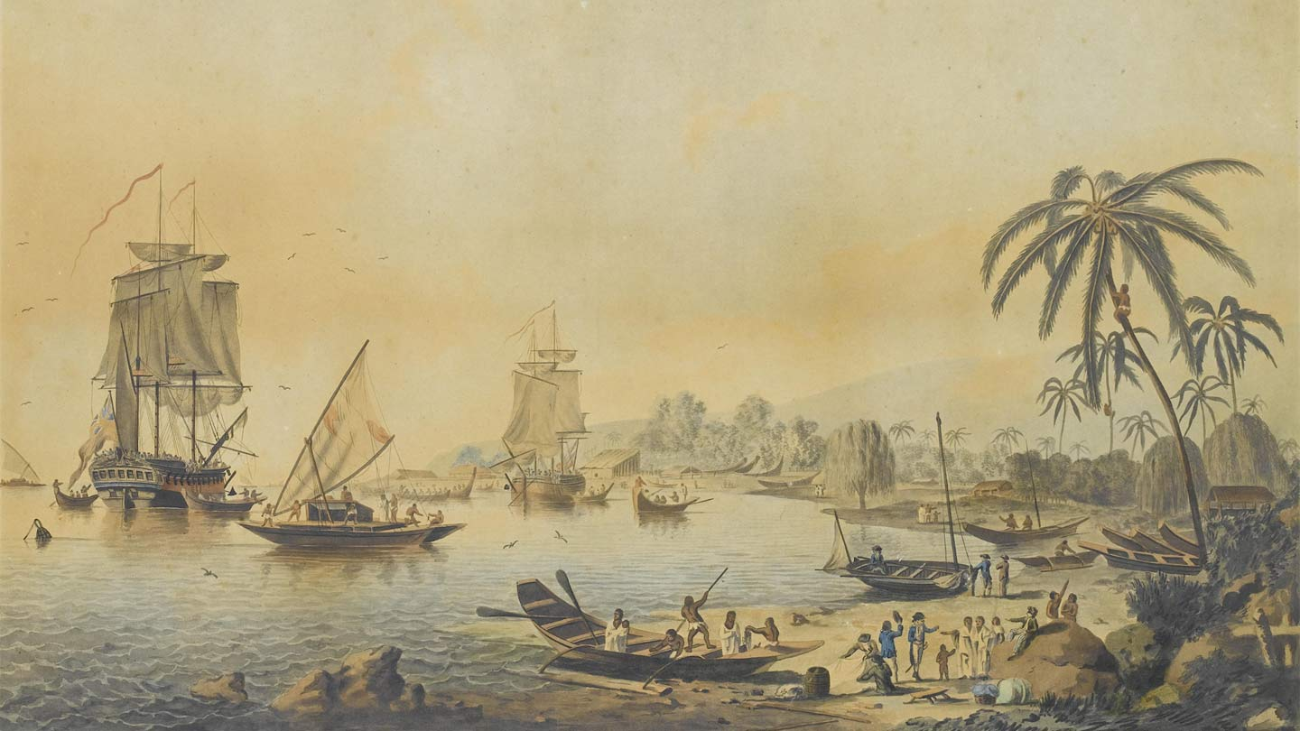 a comparison of the tahitians and the nootka Mutinous behavior on voyages to the south seas and its impact on eighteenth-century civil society venture to nootka and the voluptuous tahitians side.