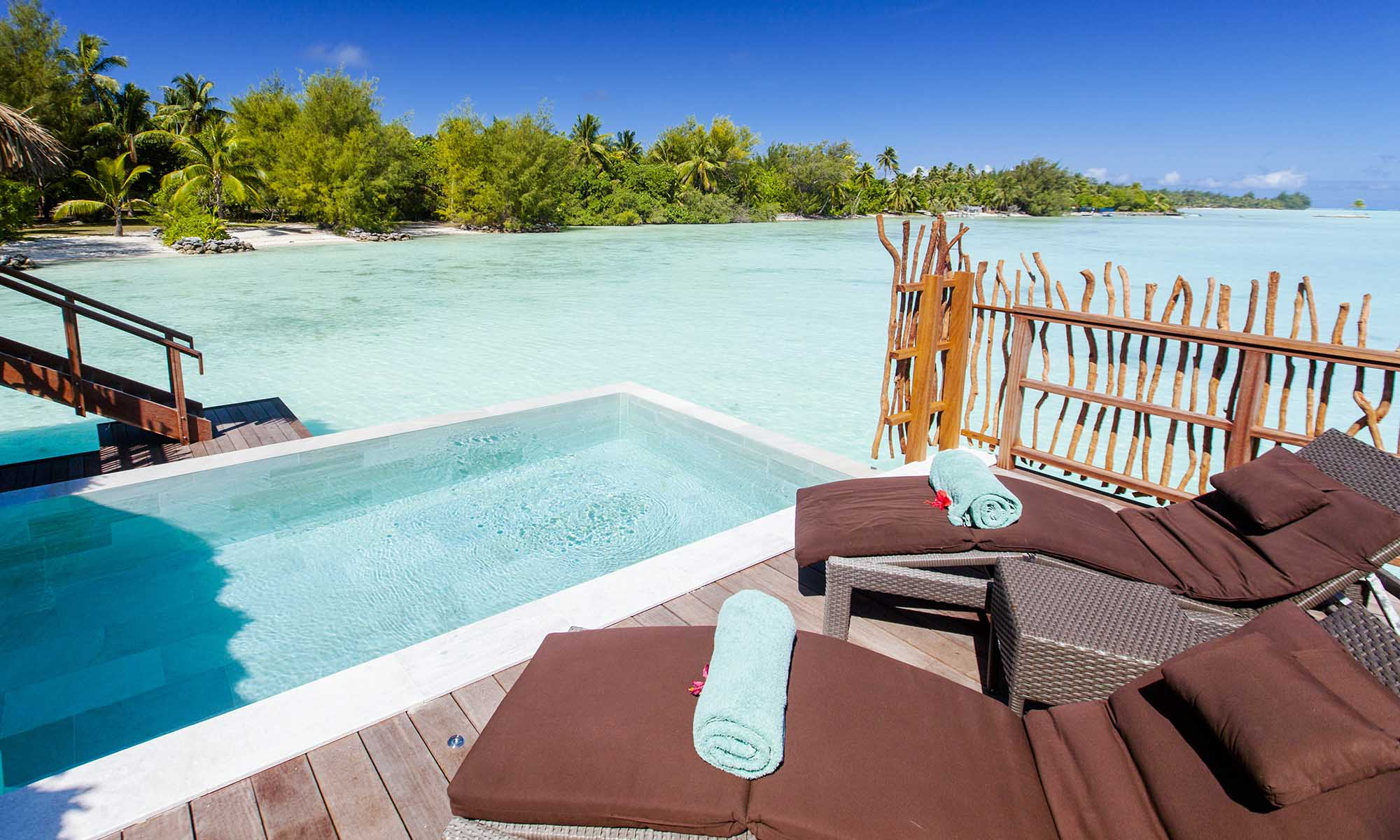 InterContinental Bora Bora Resort & Thalasso Spa, Pool Villa