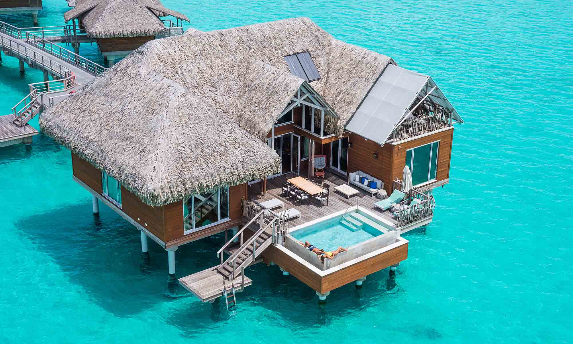InterContinental Bora Bora Resort & Thalasso Spa, Brando Suite