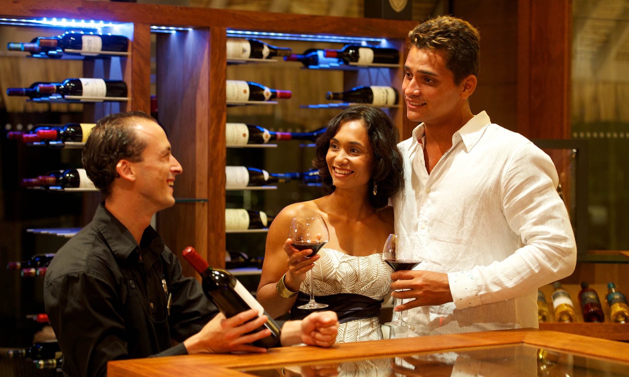 InterContinental Bora Bora Resort & Thalasso Spa, Wine Cellar