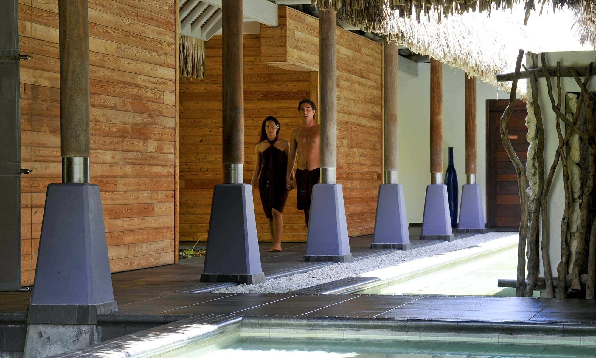 InterContinental Bora Bora Resort & Thalasso Spa, Thalasso Deep Ocean Spa