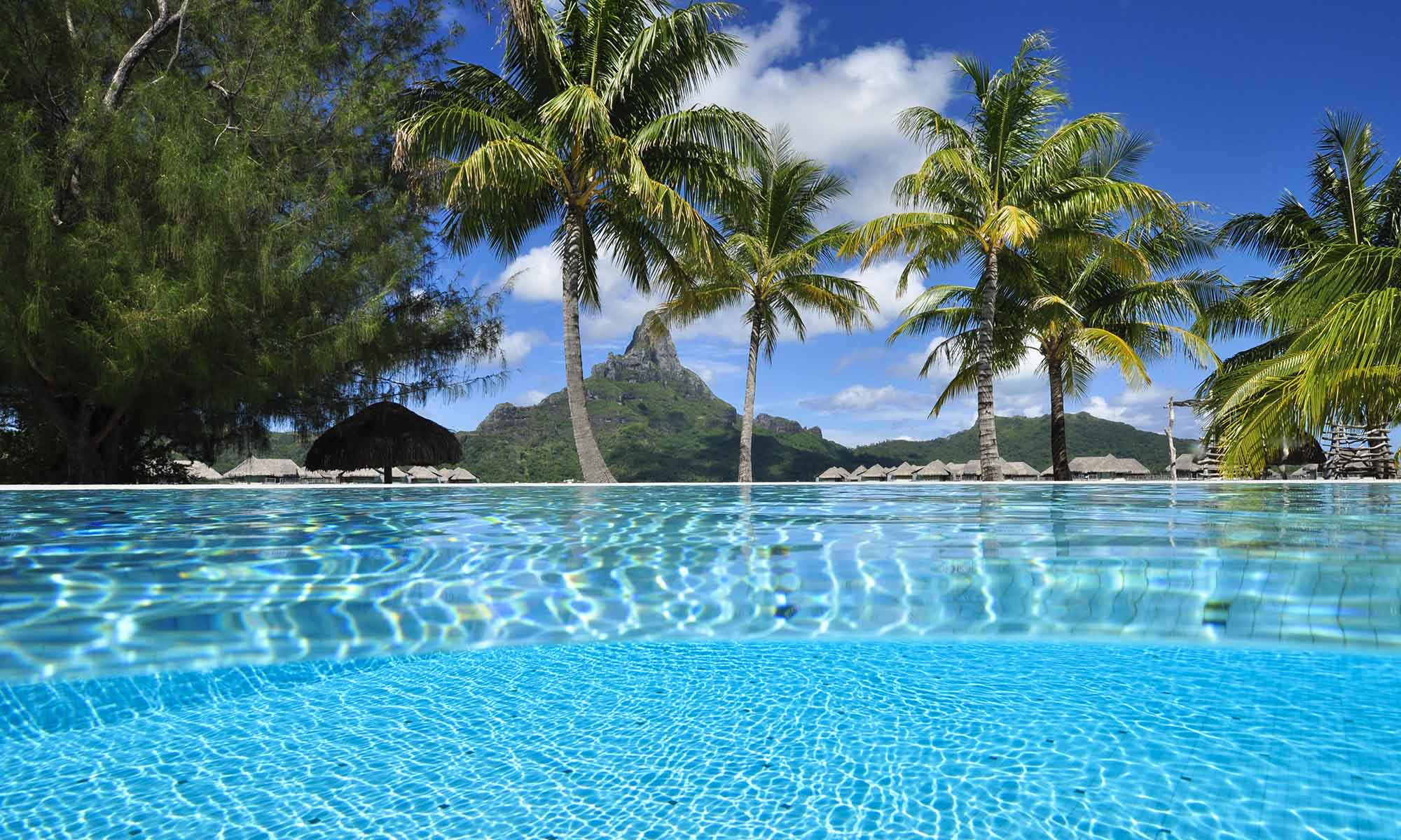 InterContinental Bora Bora Resort & Thalasso Spa, Pool