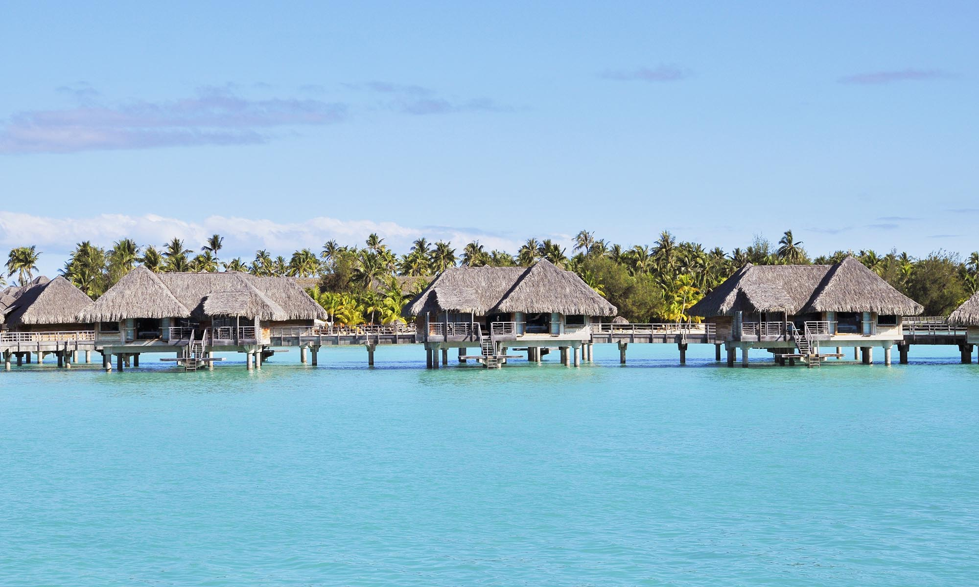 InterContinental Bora Bora Resort & Thalasso Spa, Overwater Villas