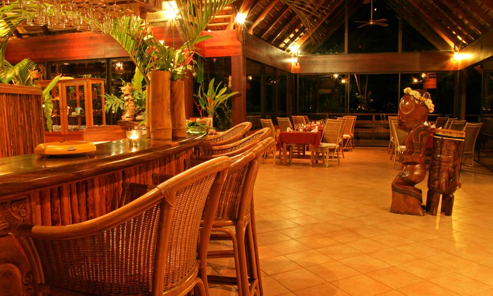Hiva Oa Hanakee Pearl Lodge, Bar