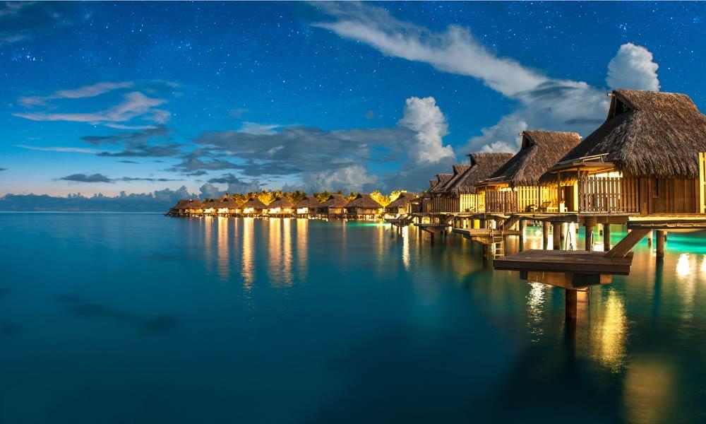 Bora Bora Family Vacation 6 Night Escape Tahiti Com