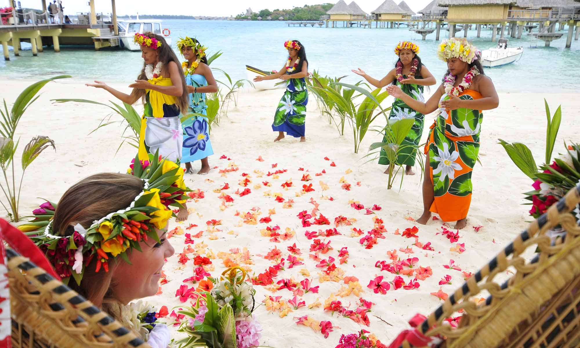 InterContinental Bora Bora Le Moana Resort, Polynesian Wedding Ceremony