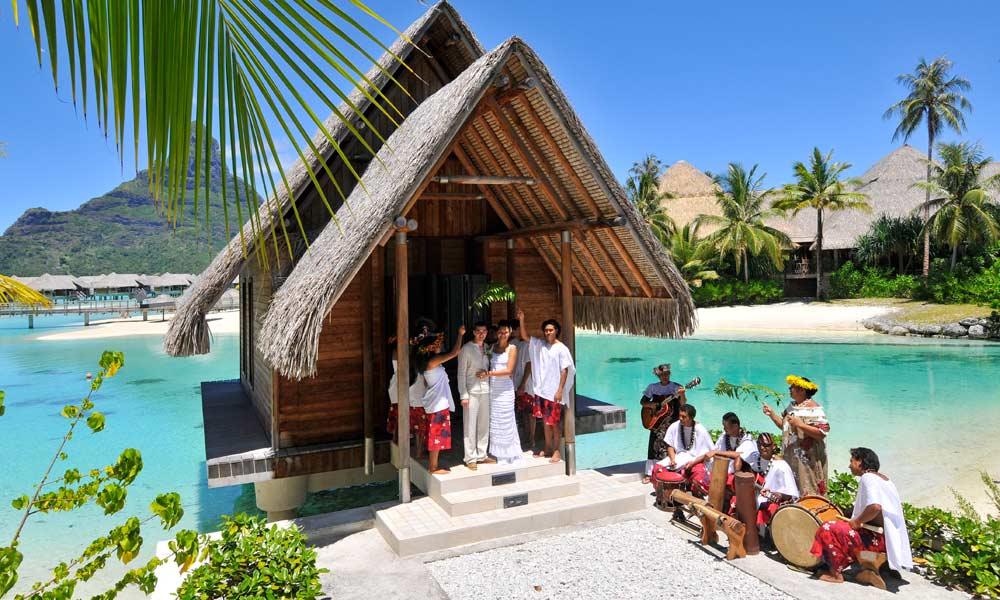 Intercontinental Hotel Tahiti Resort