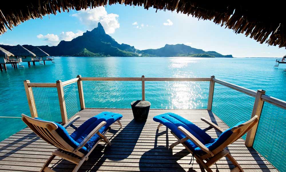 le meridien bora bora resort starwood hotel tahiti