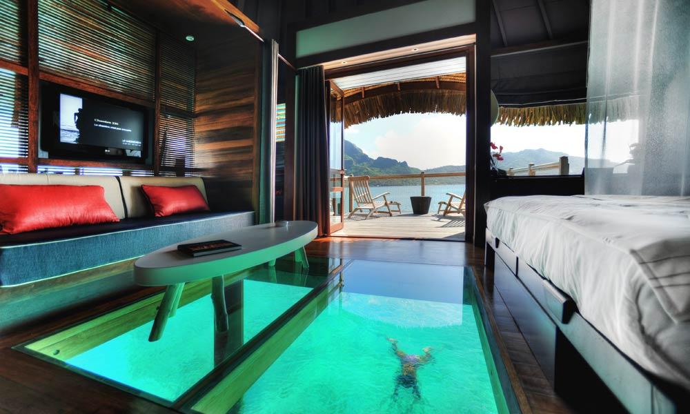 Le Merin Bora Premium Overwater Bungalow