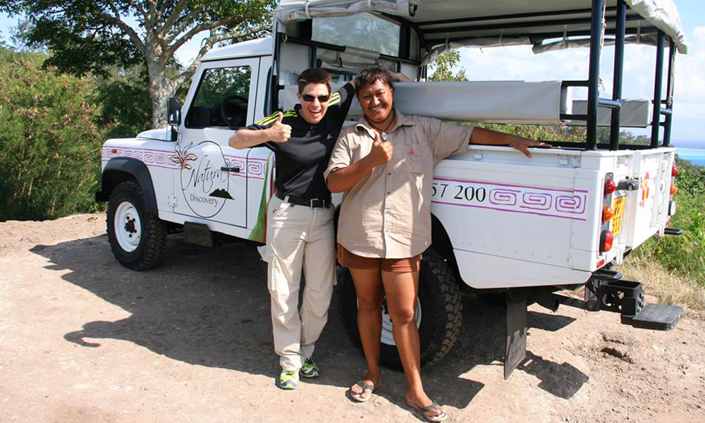 Private 4X4 Cultural Island Tour by Natura Discovery