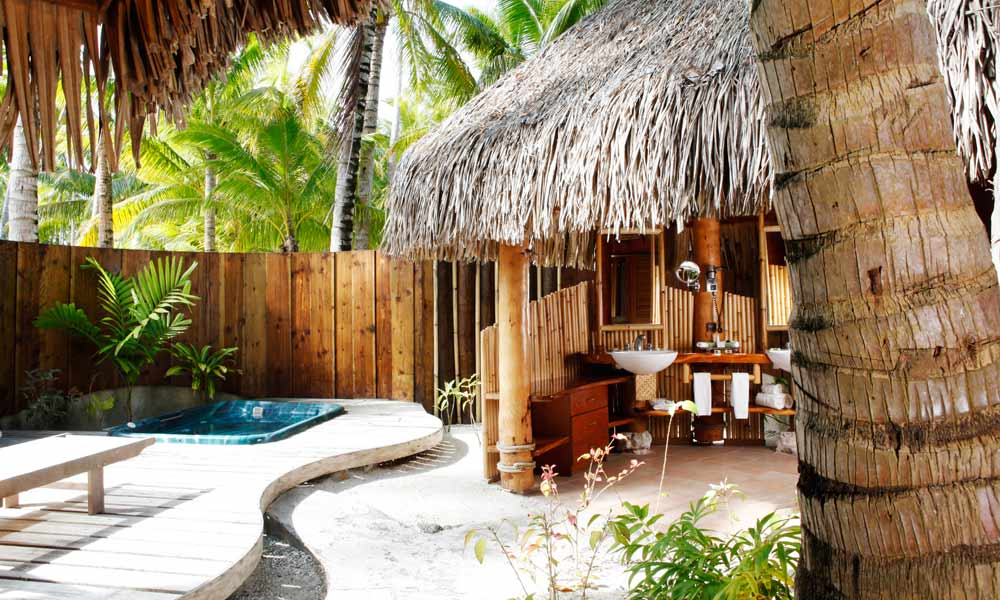 Bora Bora Pearl Beach Resort & Spa, Beach Suite with Jacuzzi