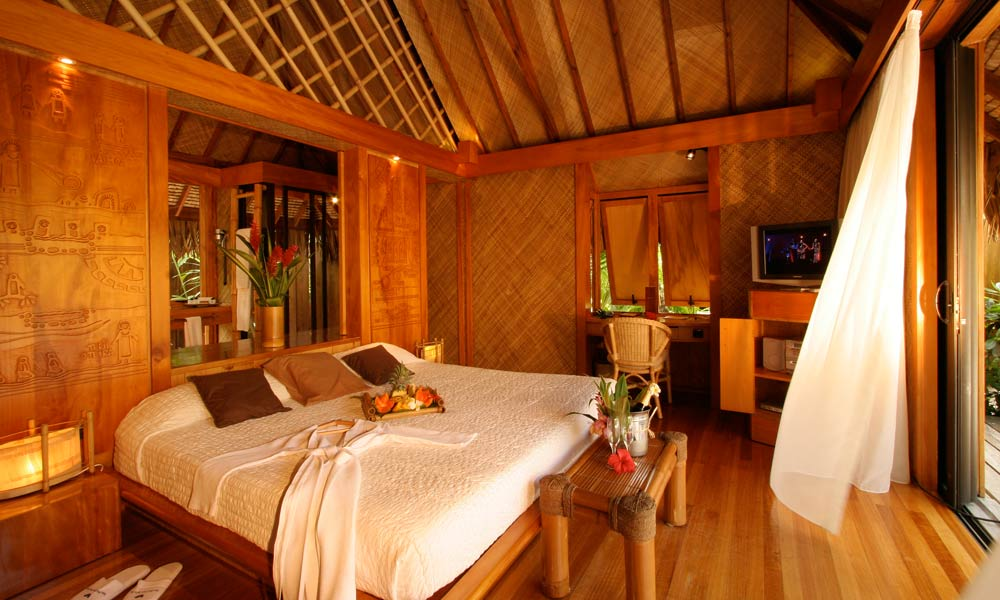 Bora Pearl Beach Resort Spa Bungalow Interior