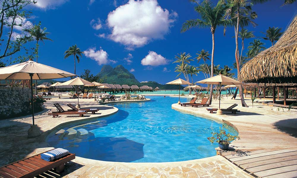 Bora Bora Pearl Beach Resort & Spa, Pool