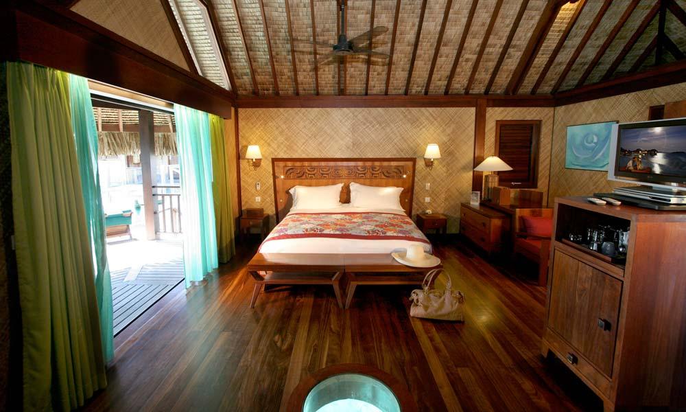 Two Island Honeymoon Serenity Tahiti Com