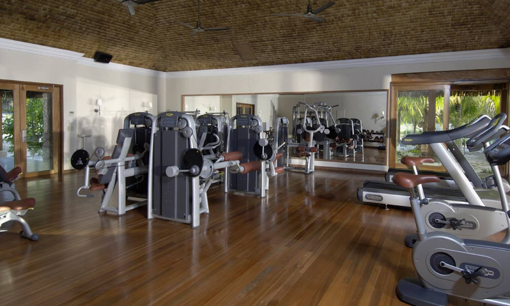 St Regis Bora Bora Resort, Fitness Center