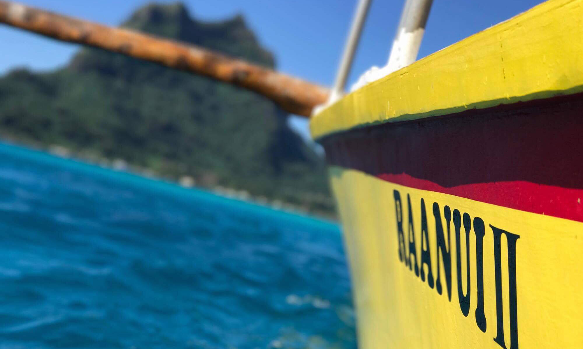 Raanui Tours, Full-Day Bora Bora Lagoon Cruise & Motu Tahitian Barbecue