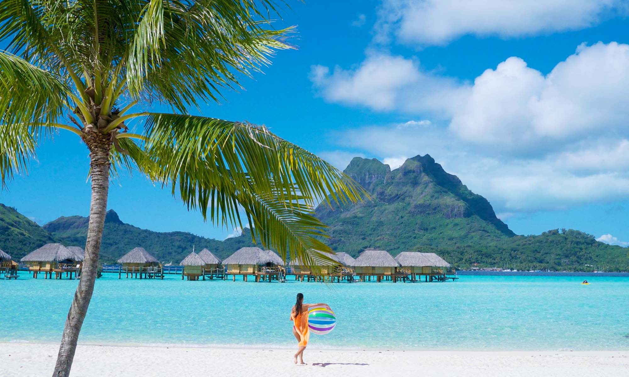 Bora Bora Pearl Beach Resort & Spa, Beach
