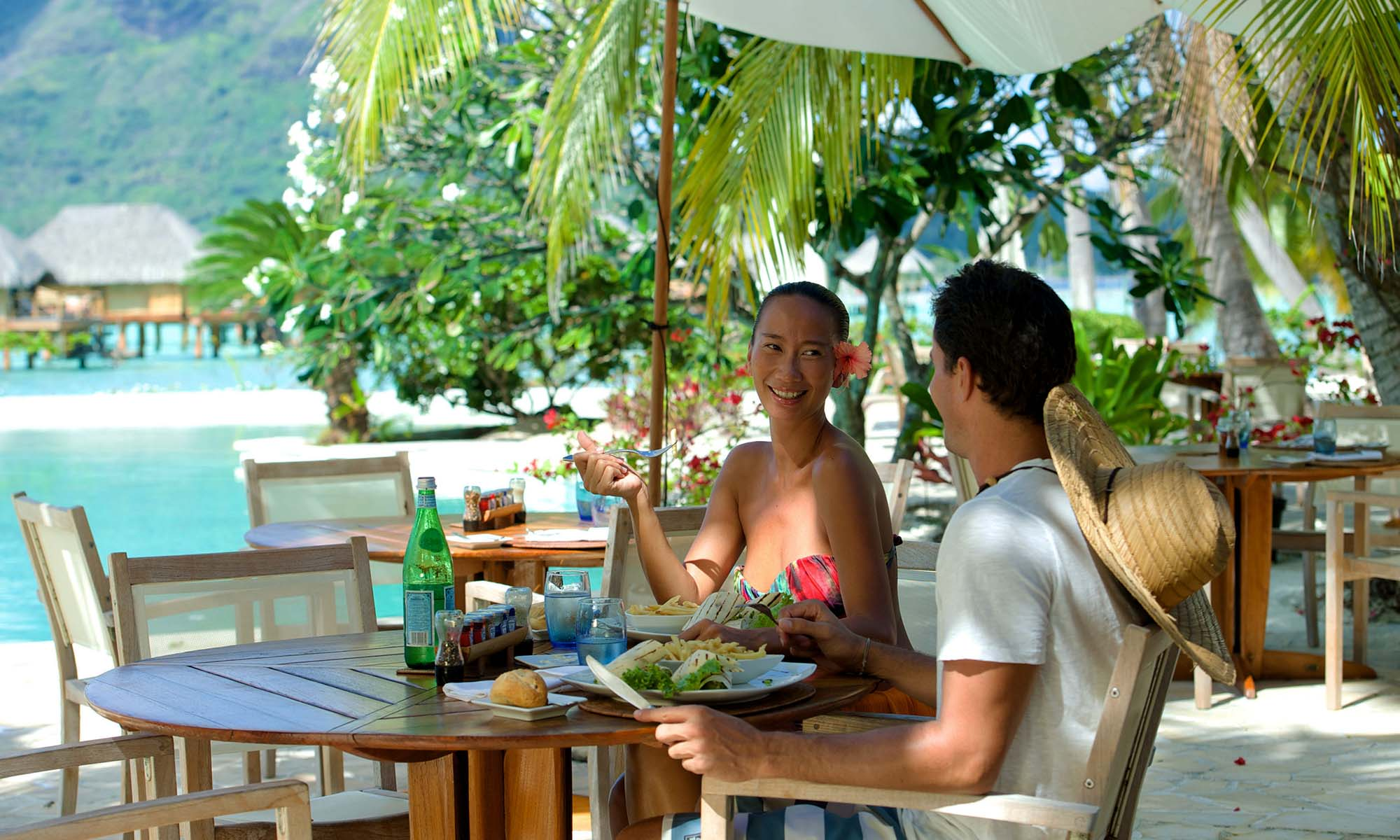 Bora Bora Pearl Beach Resort & Spa, Miki Miki Restaurant