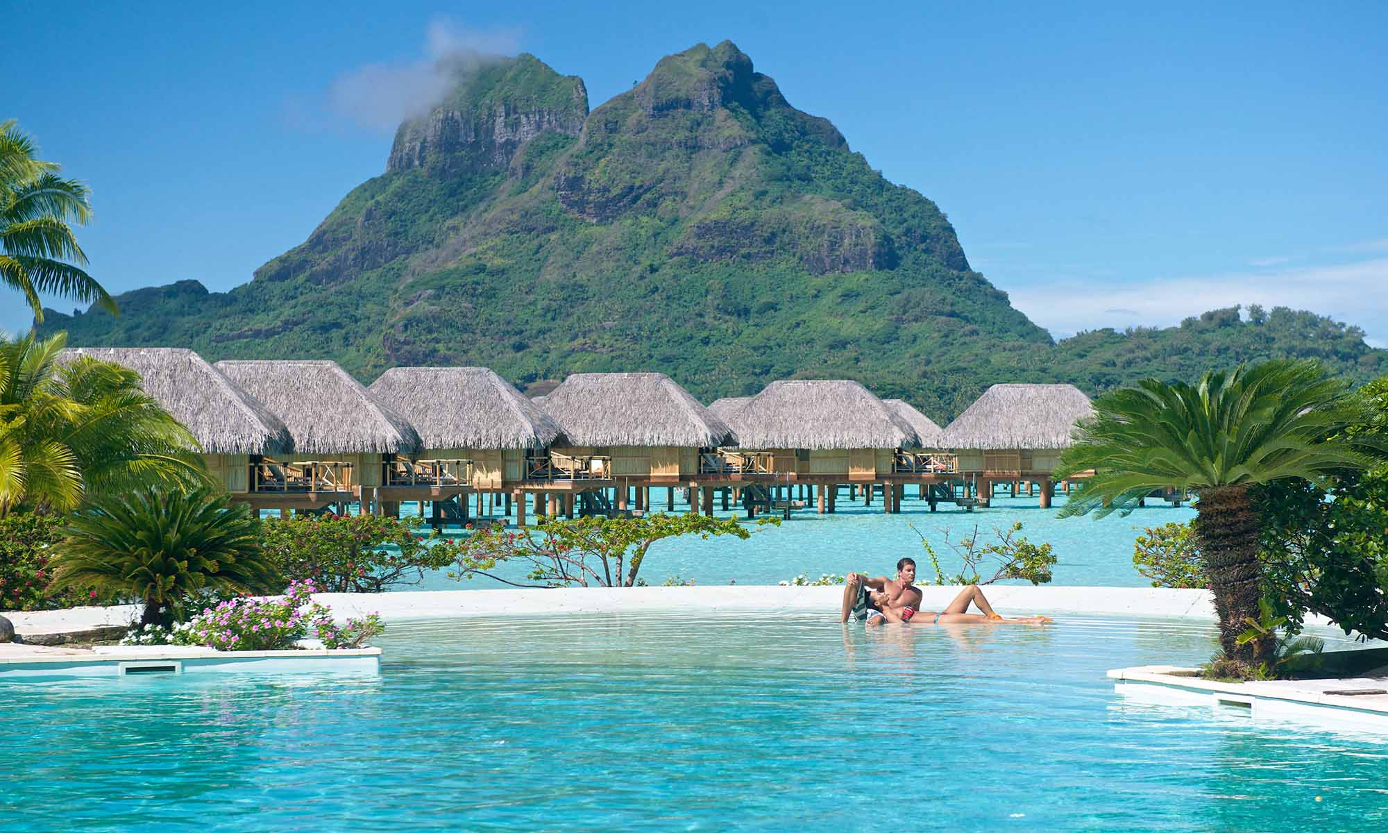 Bora Bora Pearl Beach Resort 5 night Honeymoon