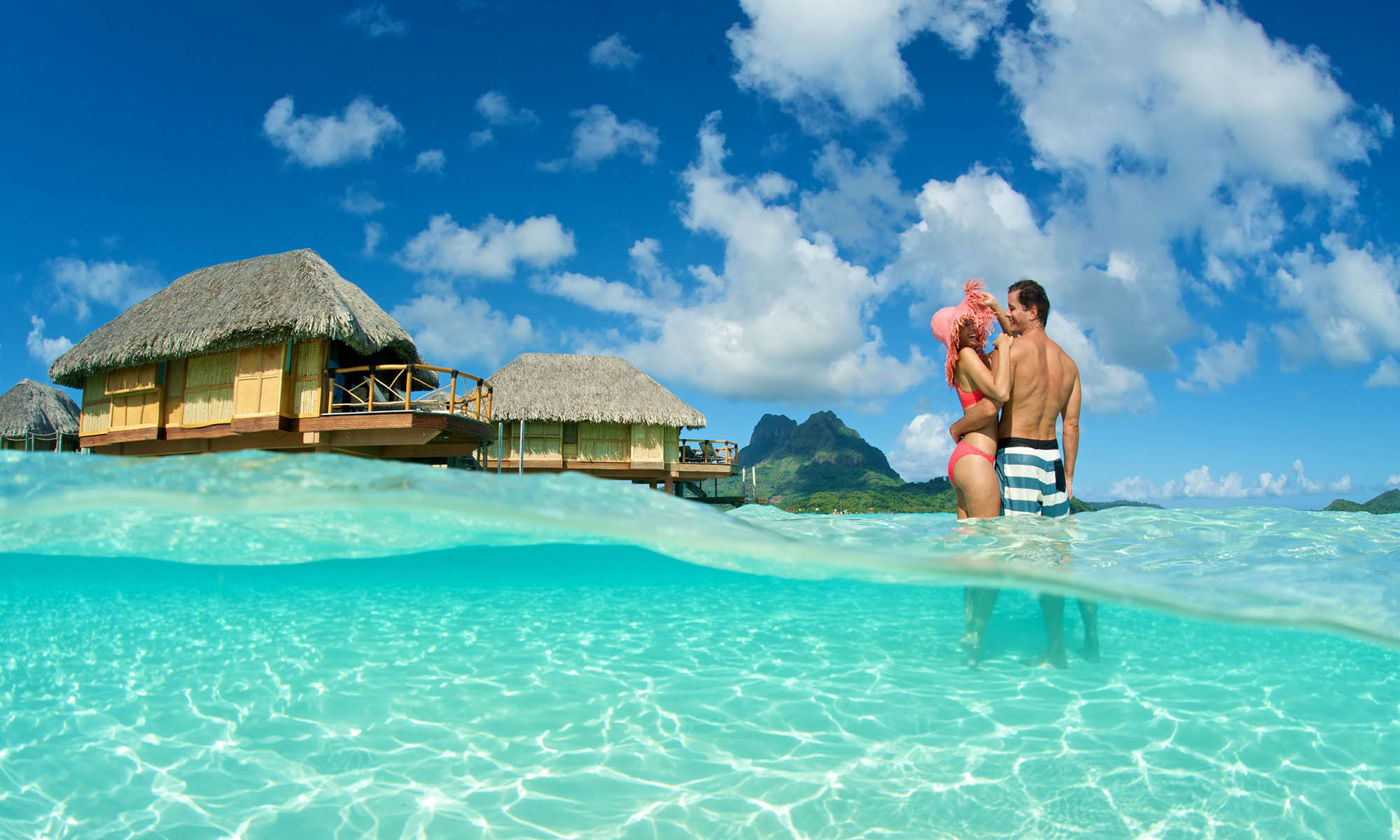 Bora Bora Pearl Beach Resort & Spa, Romance