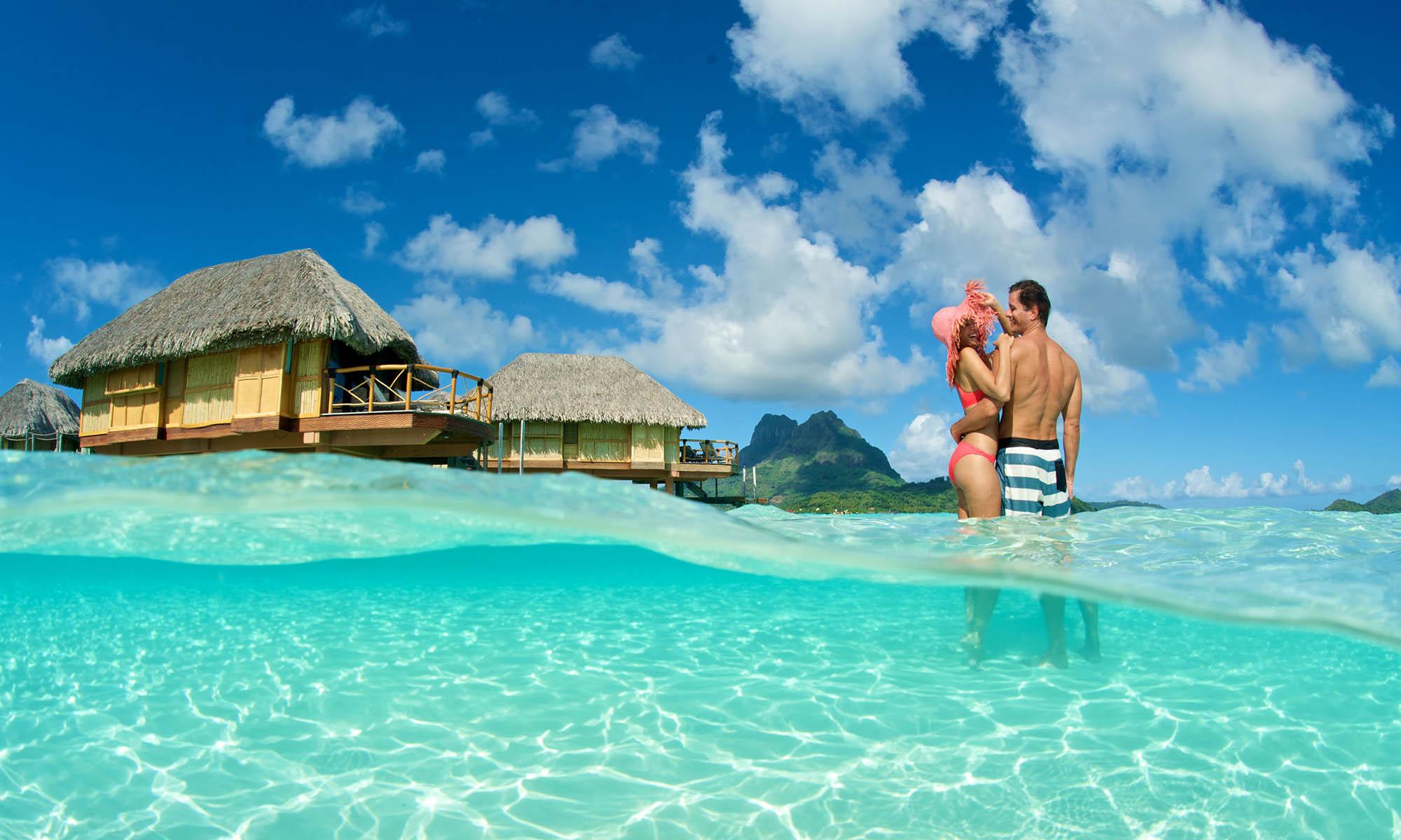 Bora Bora Vacations >> 7 Night Bora Bora Pearl Honeymoon Tahiti Com