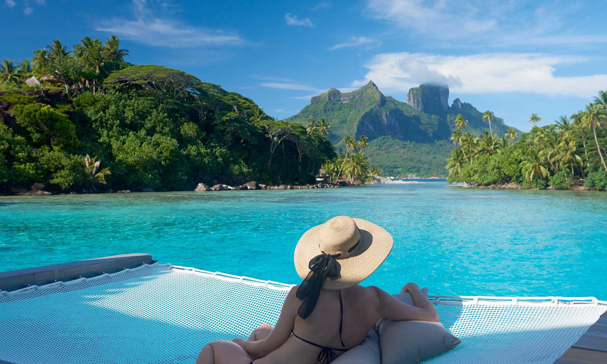 Bora Bora Vacations >> Conrad Bora Bora 5 Night Honeymoon Tahiti Com