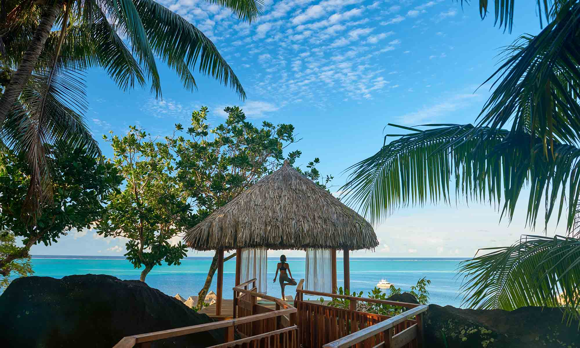 Conrad Bora Bora Nui, Yoga and Wellness