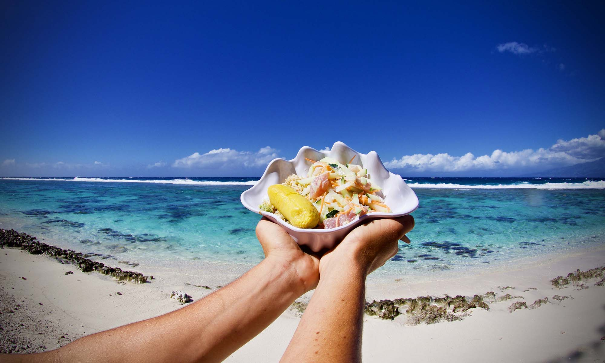 Enjoy Moorea, Traditional Polynesian Lunch
