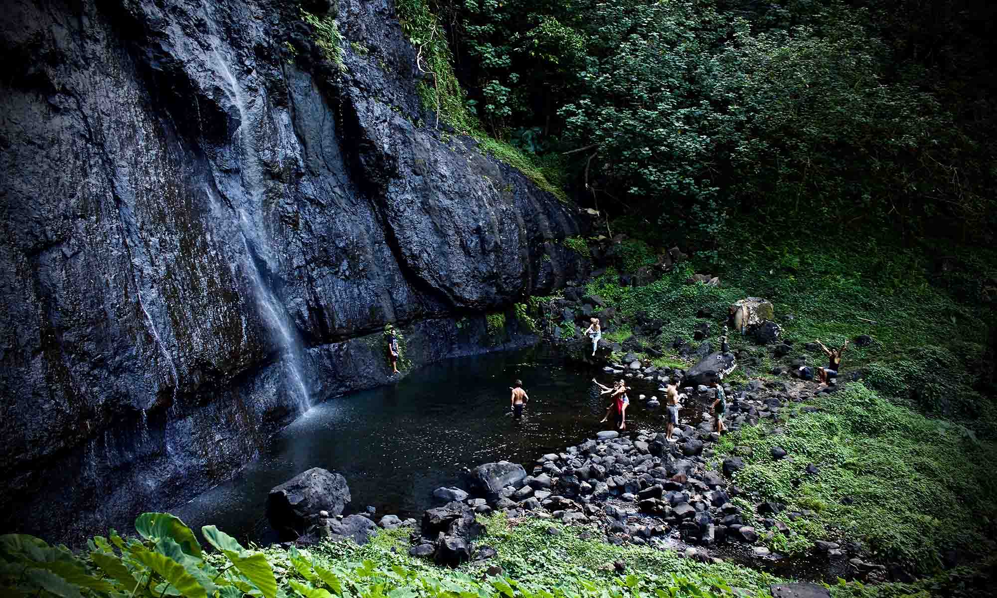 Enjoy Moorea, Waterfall and Swimming Hole