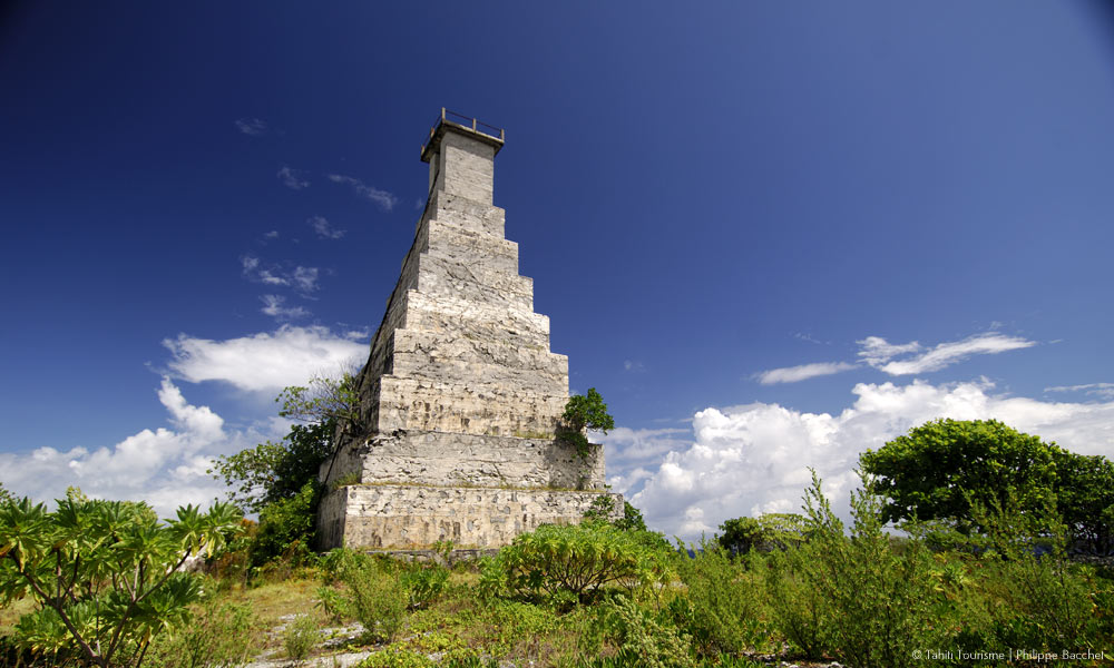 Historic Fakarava Lighthouse