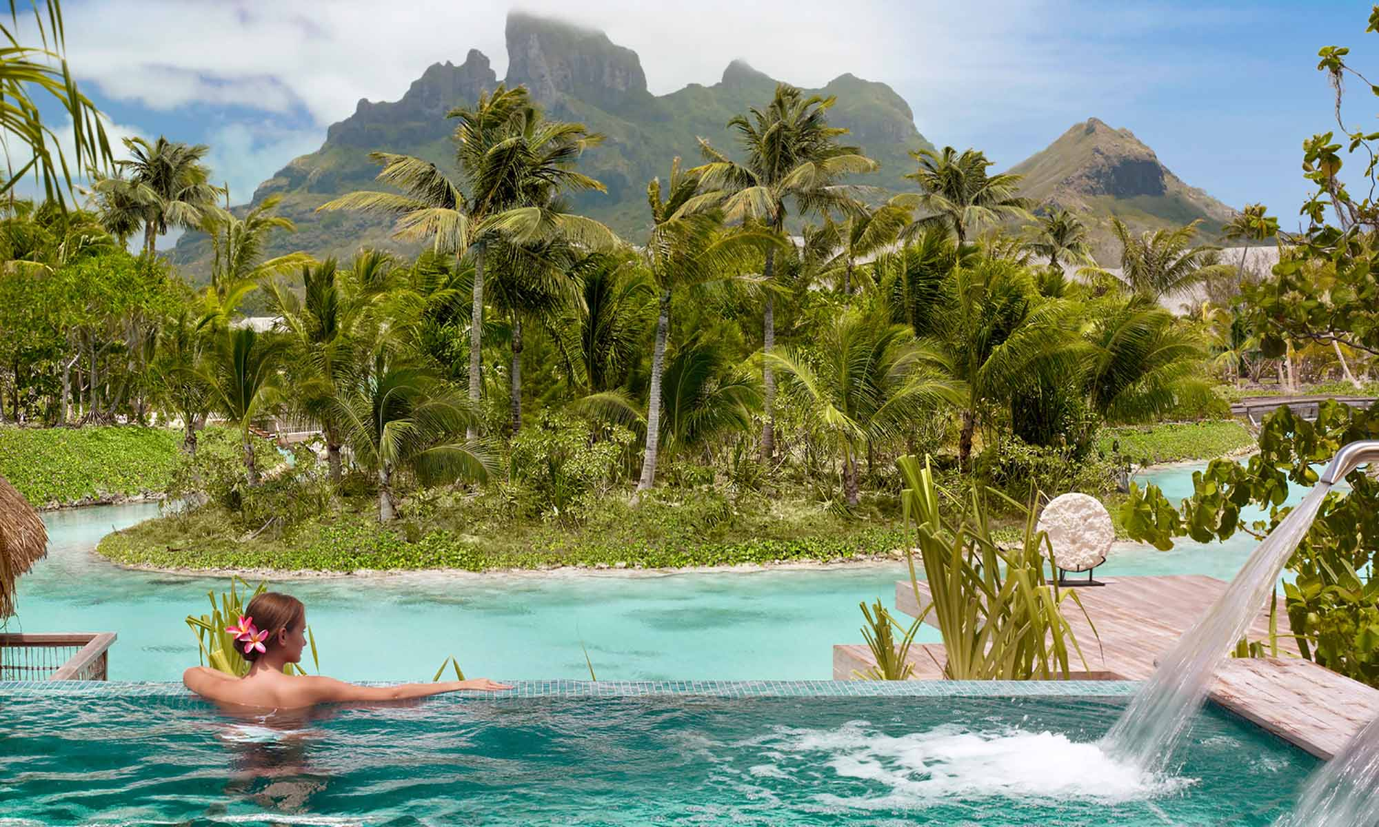 Four Seasons Resort Bora Bora, Te Mahana Spa