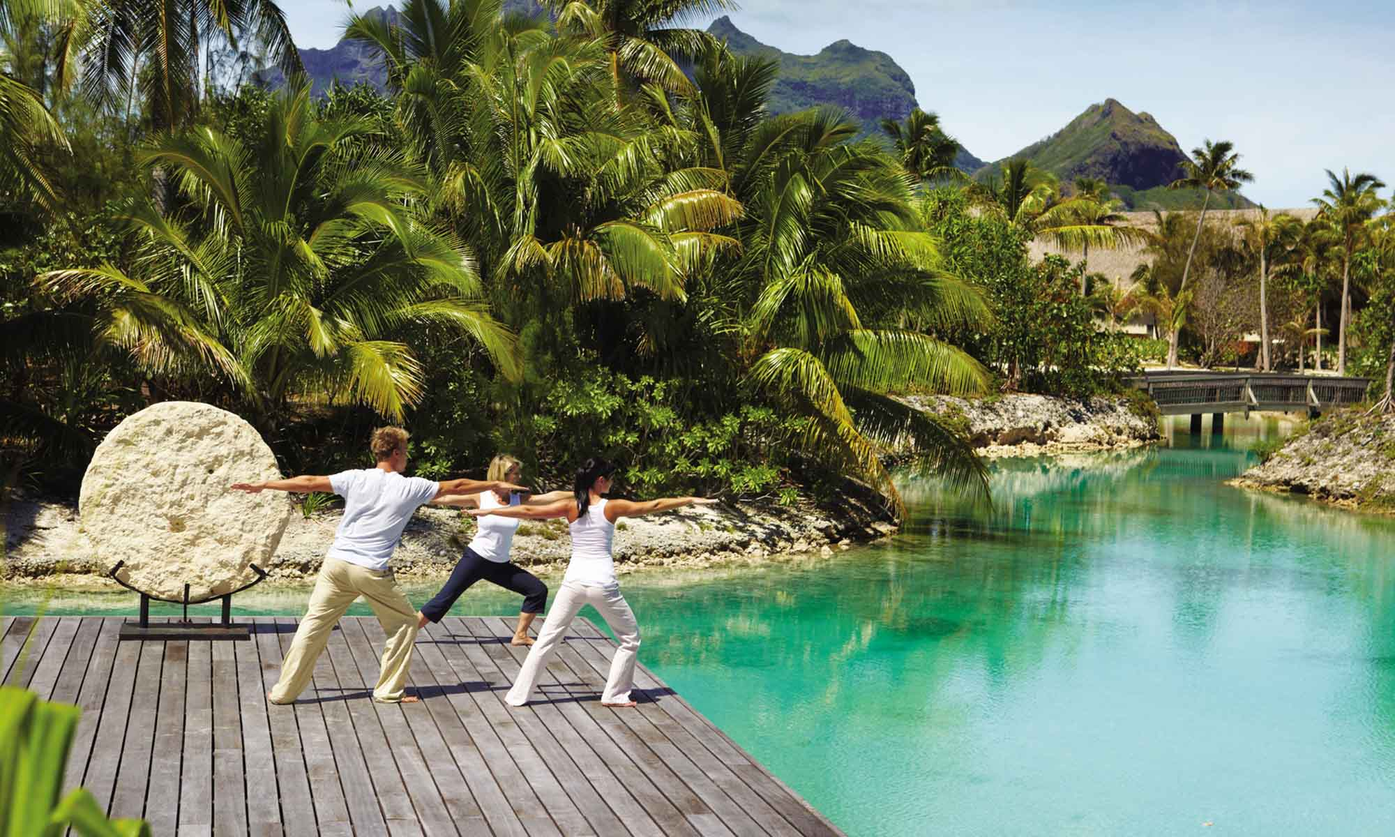 Four Seasons Resort Bora Bora, Yoga