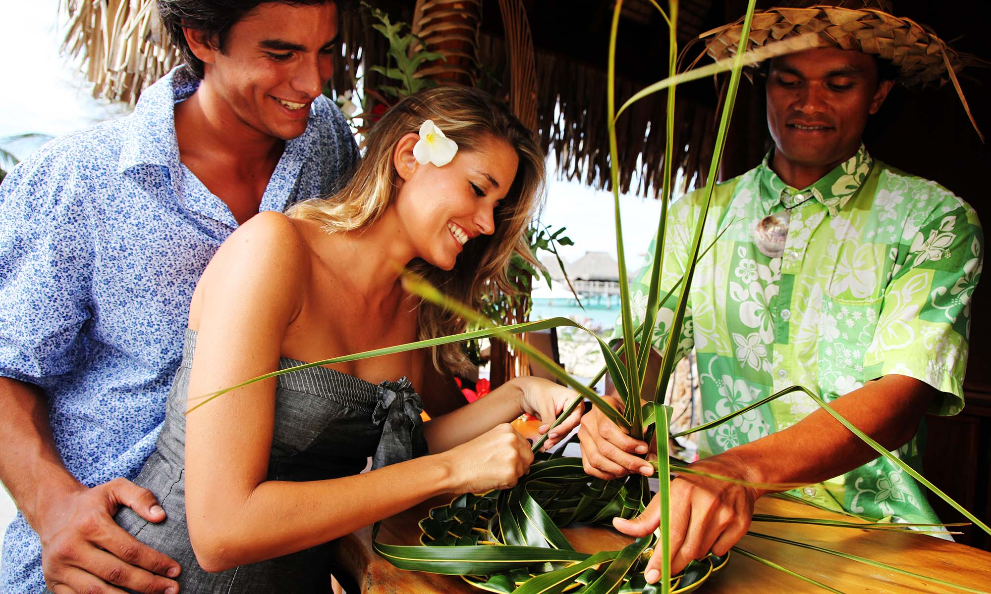 Hilton Moorea, Cultural Activities