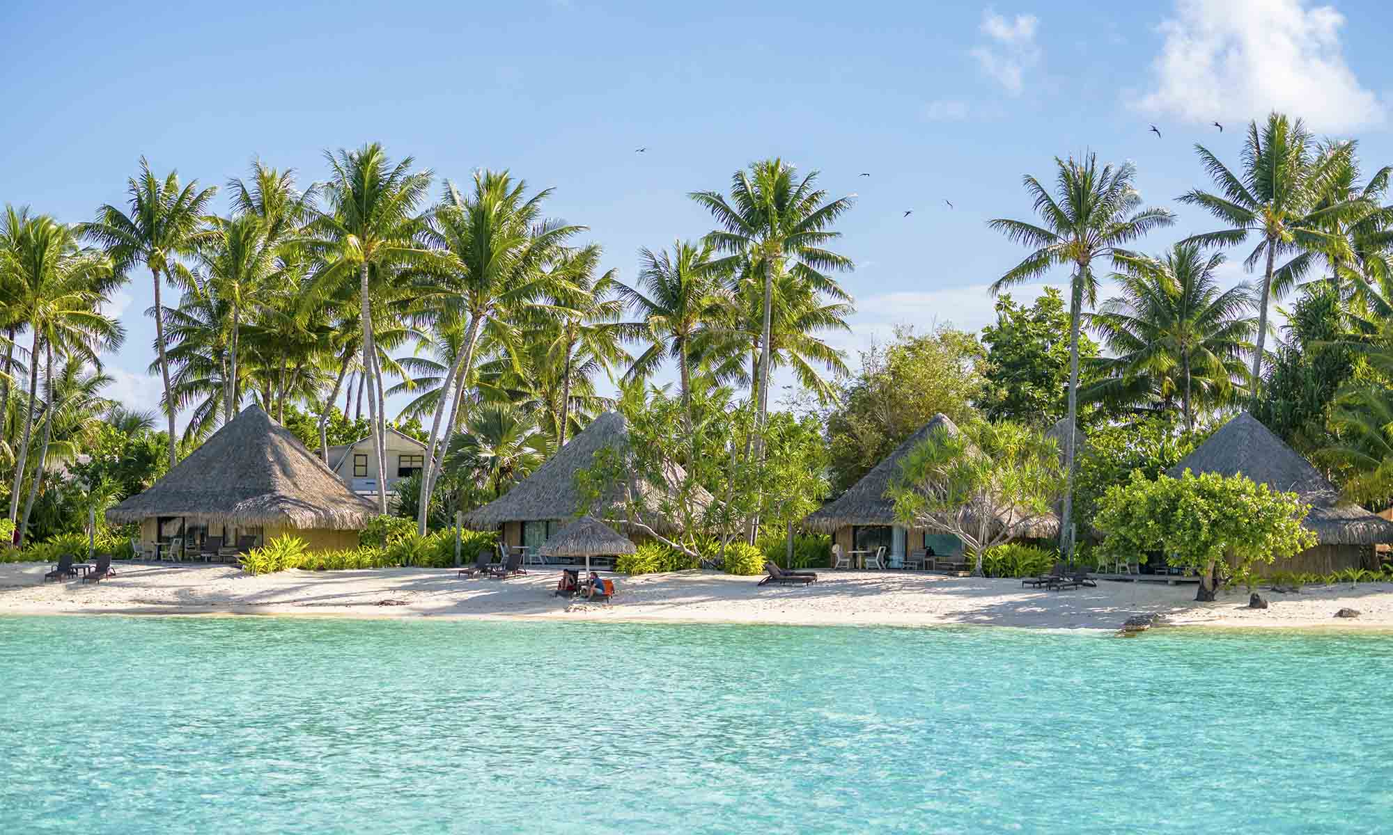 InterContinental Bora Bora Le Moana, Beach Bungalows