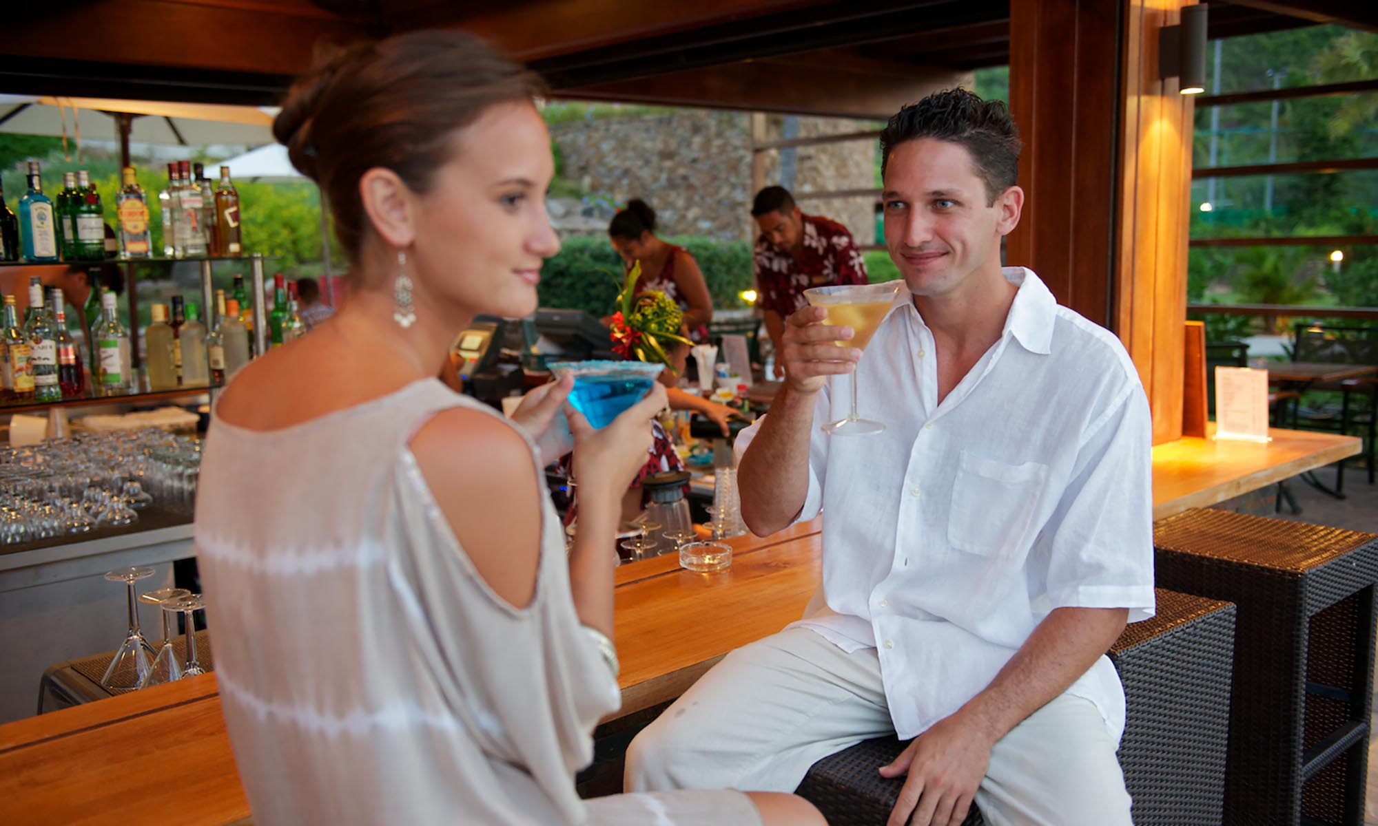 InterContinental Moorea Resort & Spa, Bar