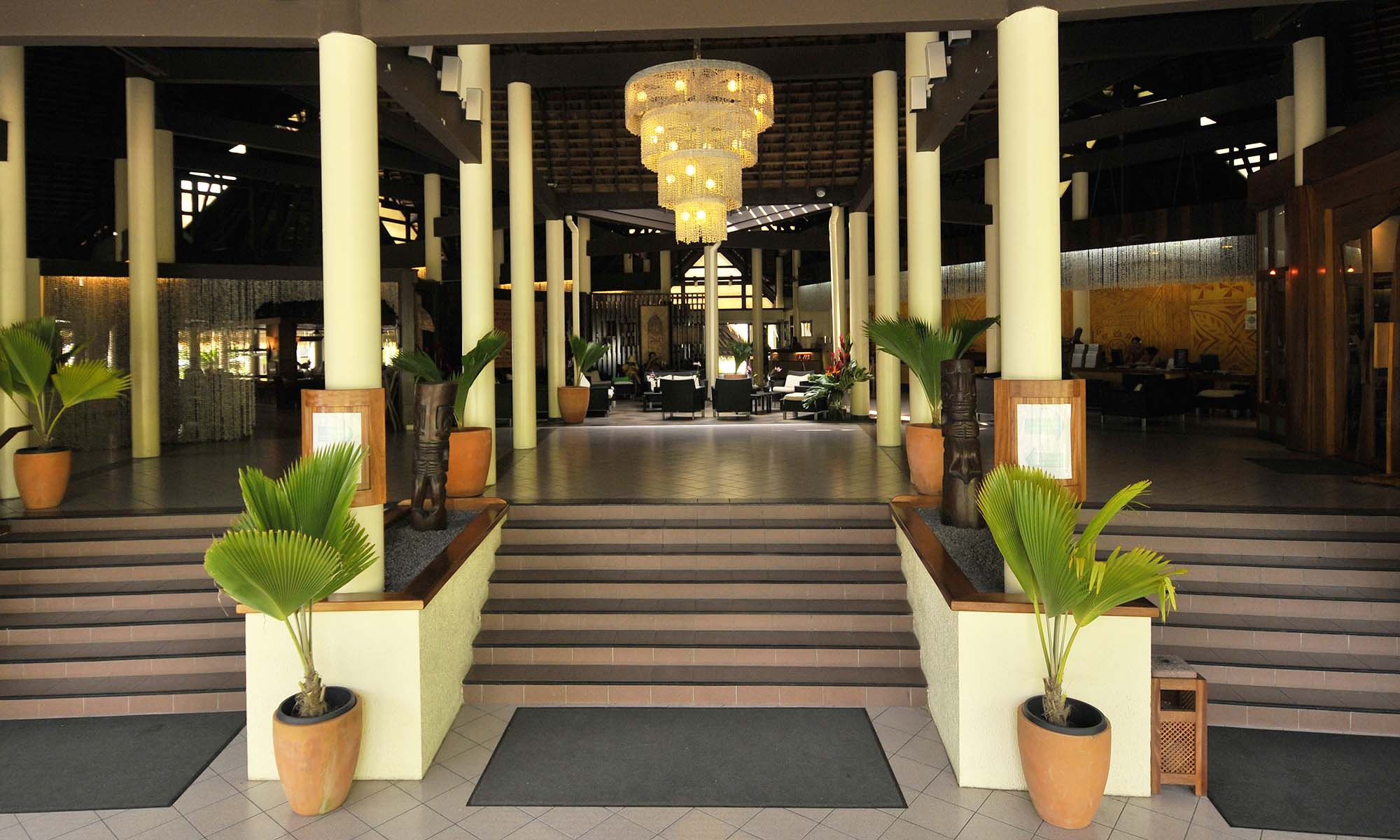 InterContinental Moorea Resort & Spa, Lobby