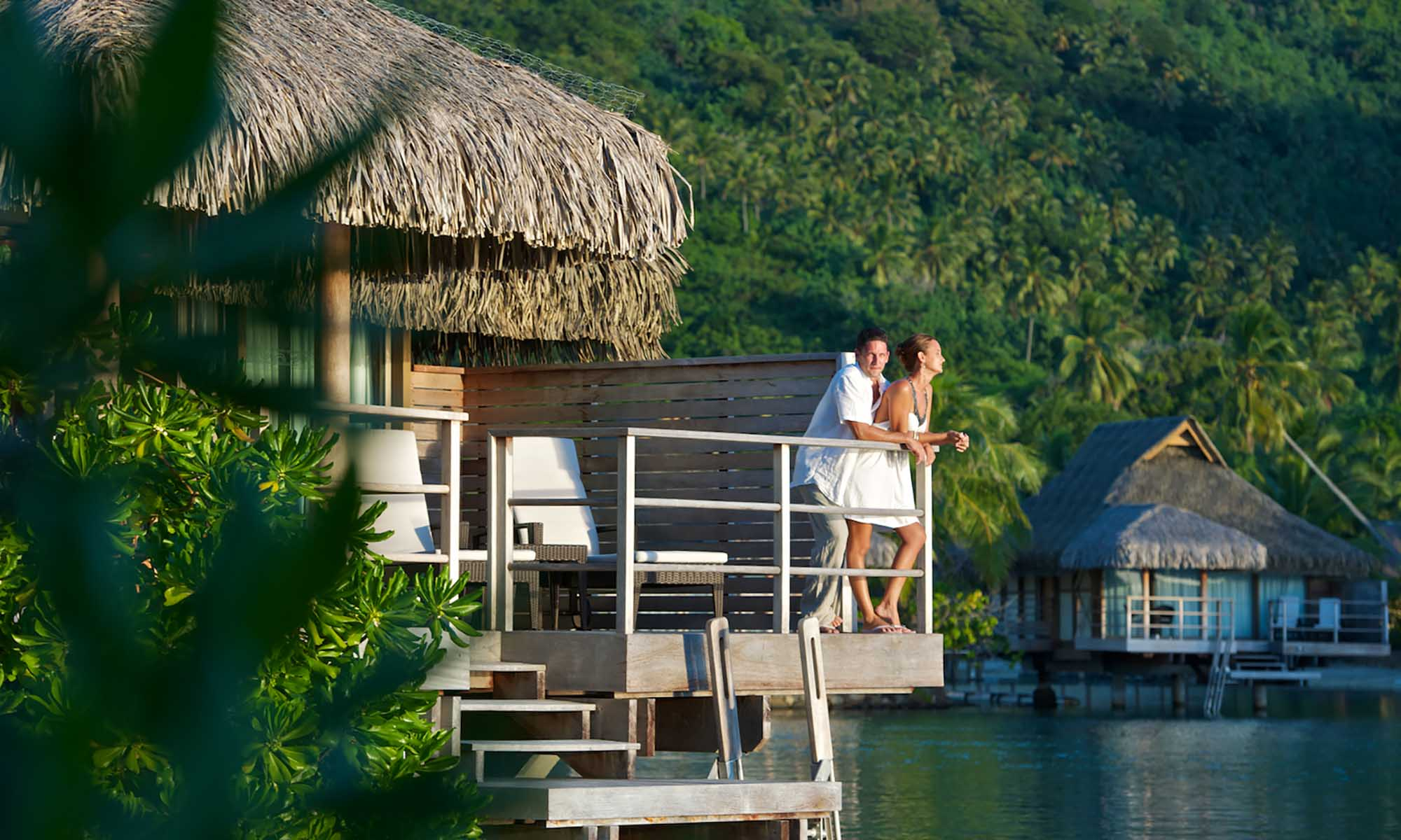 InterContinental Moorea Resort and Spa, Overwater Bungalow