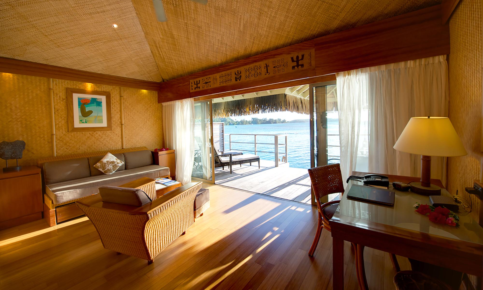 InterContinental Moorea Resort & Spa, Overwater Bungalow