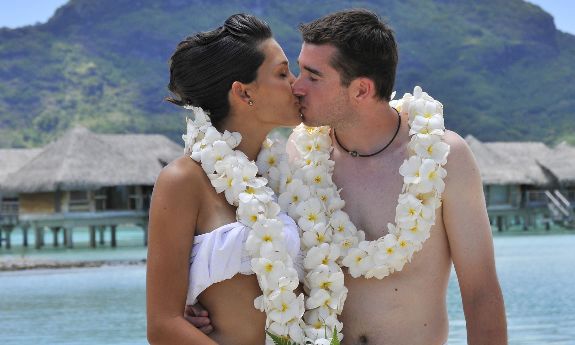 InterContinental Bora Bora Resort & Thalasso Spa, Wedding