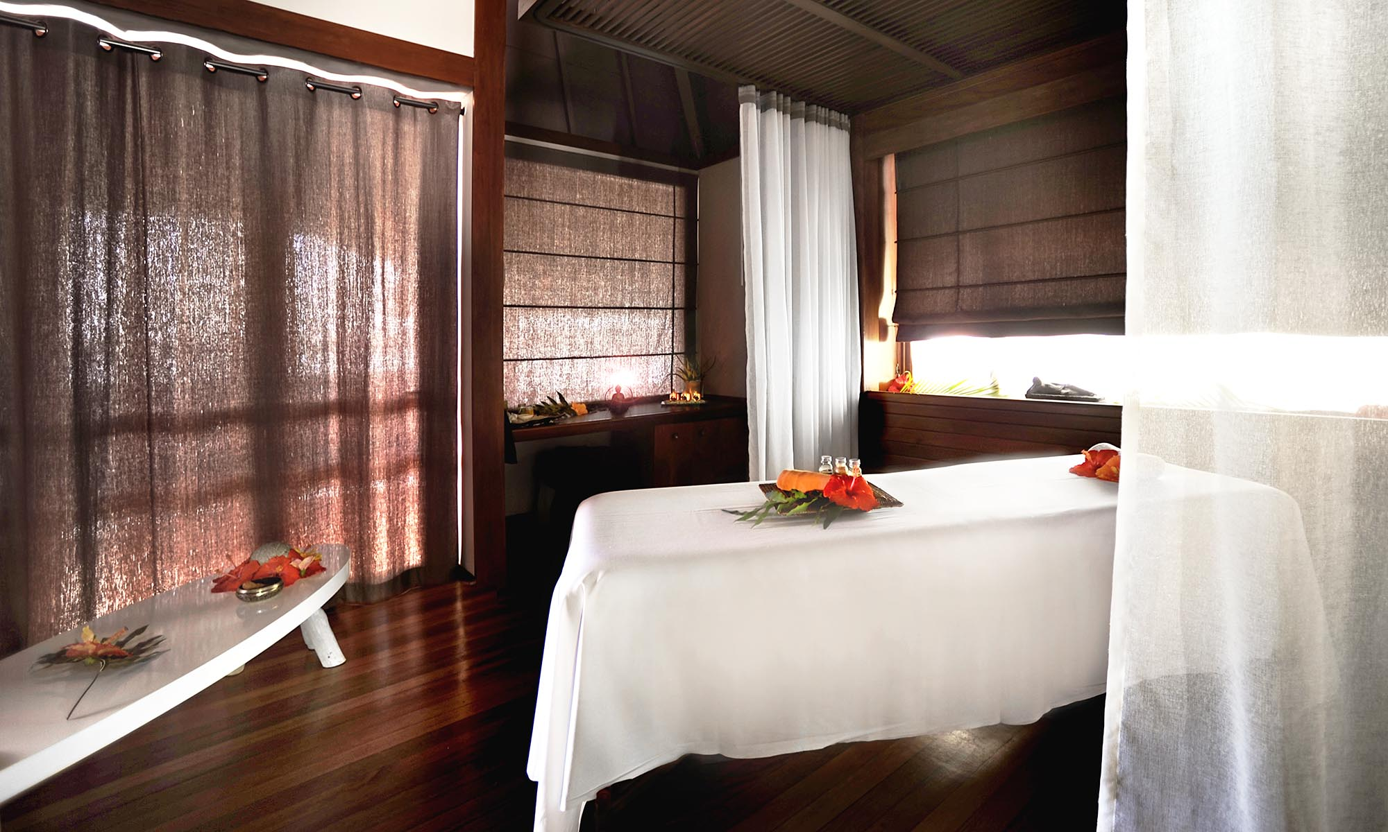 Le Meridien Bora Bora, Spa Treatment
