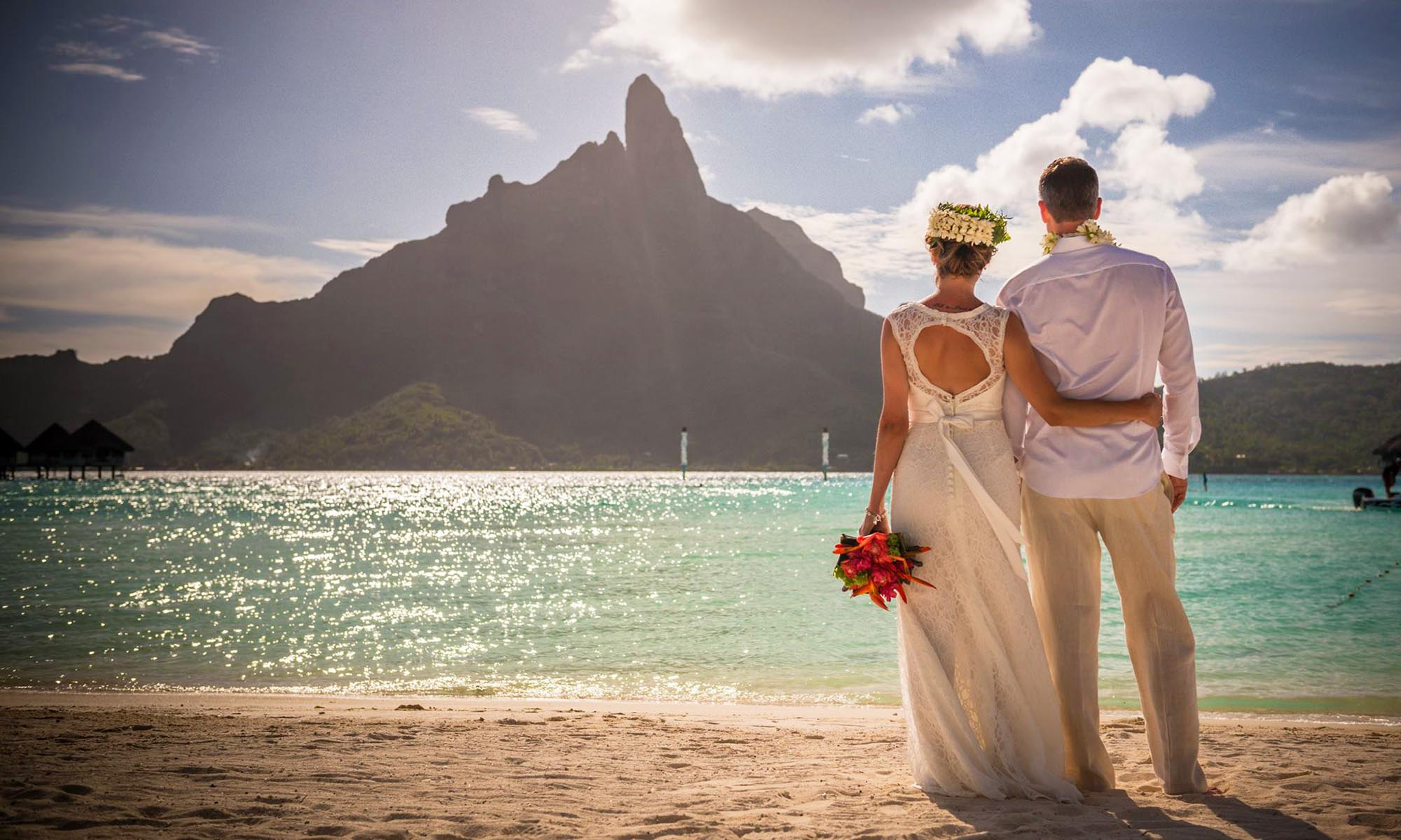 Le Meridien Bora Bora, Traditional Wedding Ceremony
