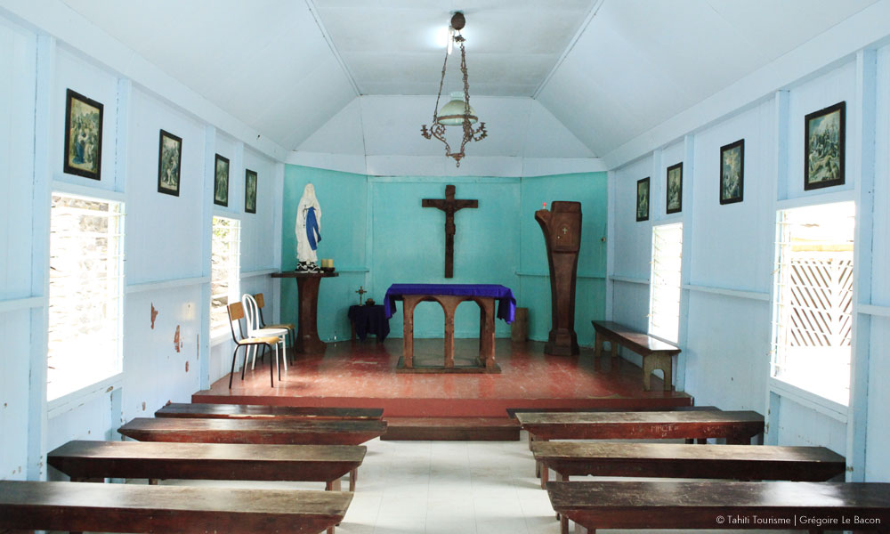 Nuka Hiva Church