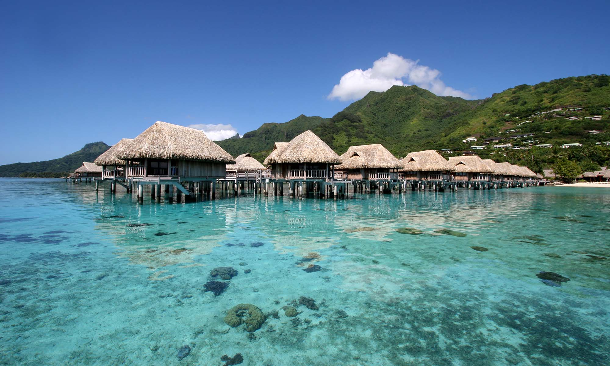 Sofitel Moorea Ia Ora Beach Resort & Spa