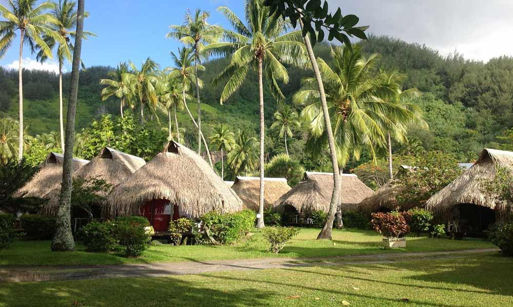 Hotel Hibiscus On Moorea Tahiti Com