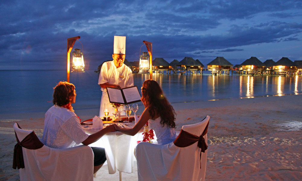 Private Romantic Dinner on the Beach