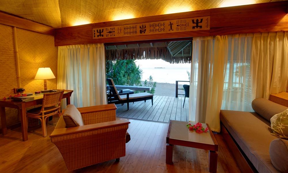 Intercontinental Moorea Resort And Spa Luxury Moorea Hotel Tahiti Com